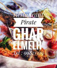Restaurant Pirate Ghar El Melh