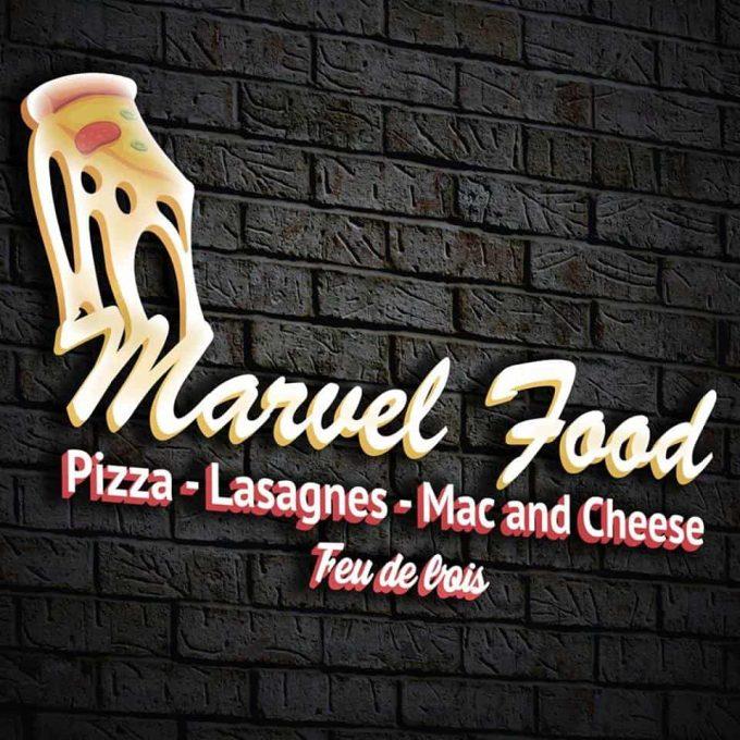 Marvel Food