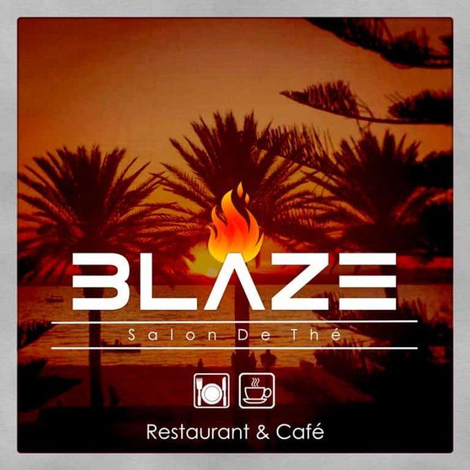 BLAZE Café
