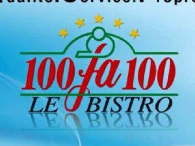 100 FA 100 LE BISTROT