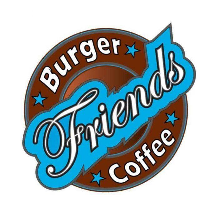 Friends – Burger – Coffee