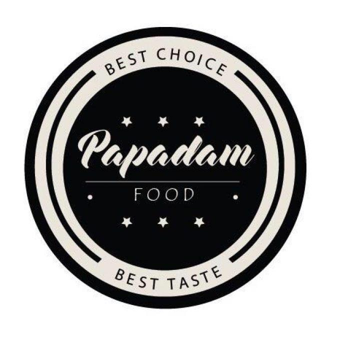 Papadam Food