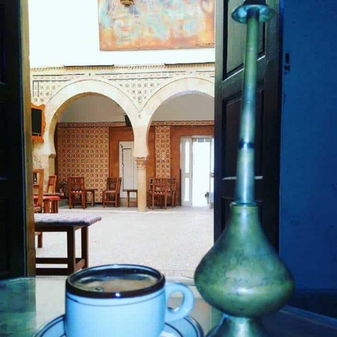 Café Culturel Dar El Medina