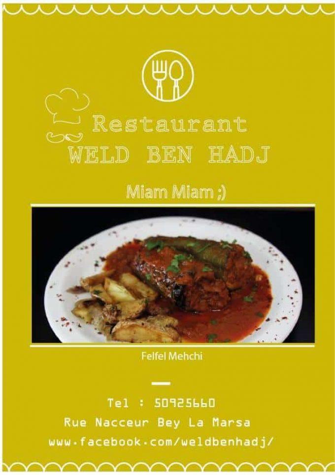 Restaurant Weld ben Hadj