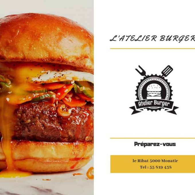 Atelier Burger